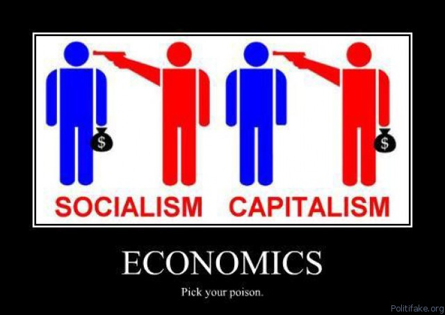 The Myth Of Capitalism Vs Socialism And Critical Thinking Snap