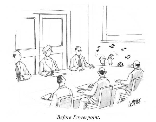 Marketing Funnies Thankful For Powerpoint
