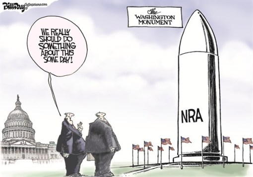 NRA monument