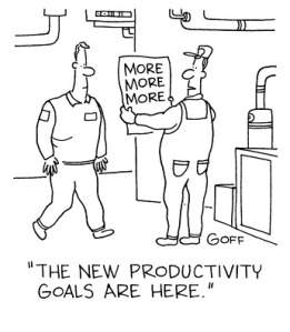 productivity goals